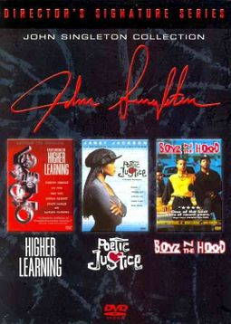 John Singleton 3-Pack - Boyz N The Hood/Poetic Justice/Highter Learning