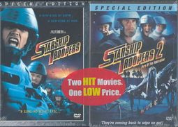 Starship Troopers/Starship Troopers 2: Hero of the Federation - DVD 2-Pack