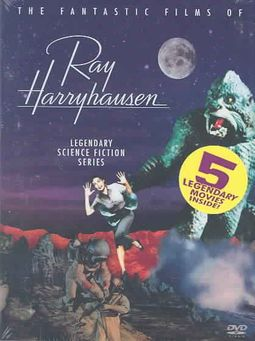 Ray Harryhausen Legendary Science Fiction Series 5-Pack
