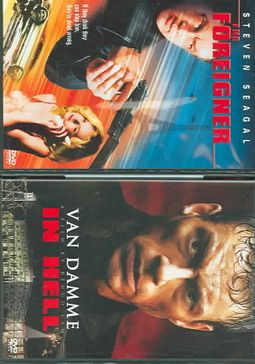 In Hell/The Foreigner 2-Pack