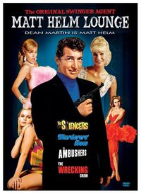 Matt Helm Lounge (Silencers/Wrecking Crew/Ambushers/Murderers' Row)