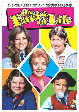 Facts of Life - The Complete First and Second Seasons