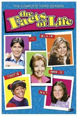 Facts Of Life - The Complete Third Season