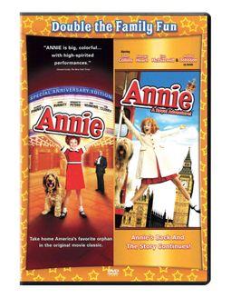 Annie/Annie:Royal Adventure