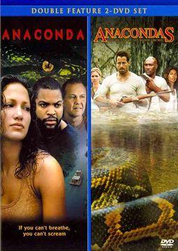 Anaconda/Anacondas: The Hunt for the Blood Orchid Box Set
