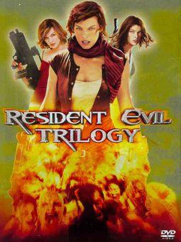 Resident Evil/Resident Evil: Apocalypse/Resident Evil: Extinction