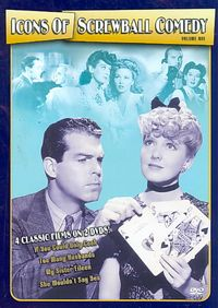 Icons of Screwball Comedy - Vol. 1