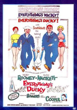 EVERYTHING'S DUCKY