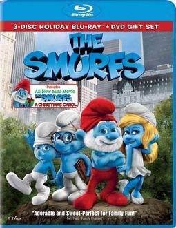 Smurfs Christmas.Smurfs The Smurfs Christmas Carol By Azaria Hank