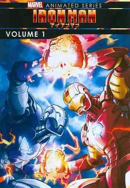 Iron Man: The Animated Series, Vol. 1