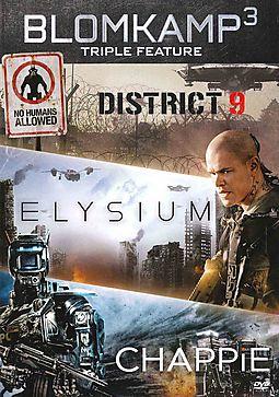 CHAPPIE/DISTRICT 9/ELYSIUM