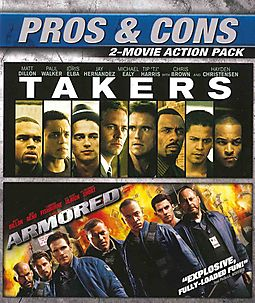 ARMORED/TAKERS