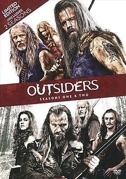 OUTSIDERS:SEASON ONE & TWO