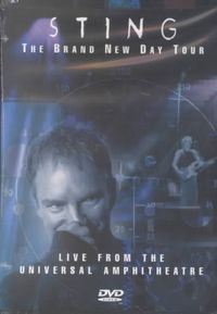 Sting: The Brand New Day Tour - Live From the Universal Ampitheatre