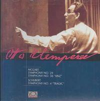 "Mozart: Symphonies Nos. 25 & 26; Schubert: Symphony No. 4 ""Tragic"""