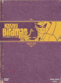 Harvey Birdman: Attorney At Law - Vol. 1