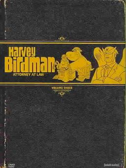 Harvey Birdman: Attorney at Law - Vol. 3