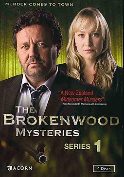BROKENWOOD MYSTERIES:SERIES 1