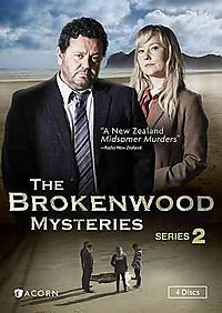 BROKENWOOD MYSTERIES:SERIES 2