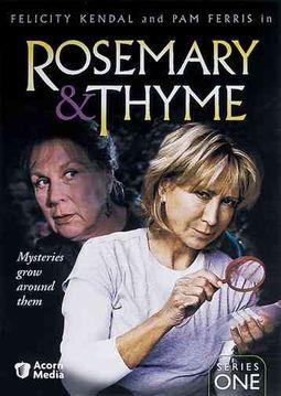Rosemary & Thyme - Series 1