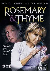 Rosemary & Thyme - Series 1