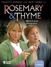 Rosemary & Thyme - Series 3