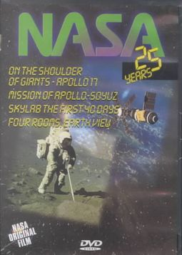 NASA: 25 Years of Glory - Vol. 3: Apollo 17/Mission of Apollo-Soyuz/Skylab The First 40 Days/Four Rooms/Earth View