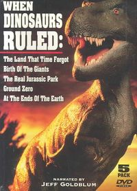 When Dinosaurs Ruled - 5 Pack