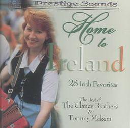 HOME TO IRELAND