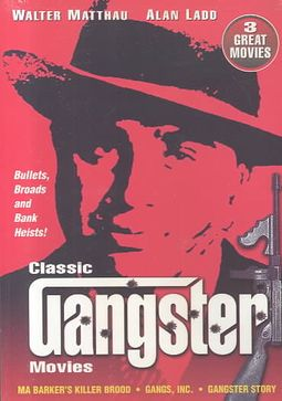 CLASSIC GANGSTER MOVIES