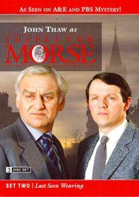 Inspector Morse: Set Two - Last Seen Wearing
