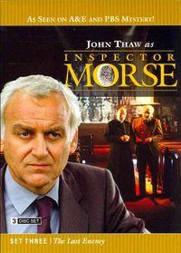 Inspector Morse: Set Three - The Last Enemy