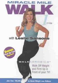 Miracle Mile Walk with Leslie Sansone