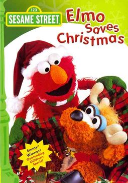 Sesame Street - Elmo Saves Christmas