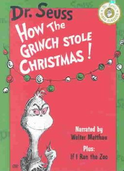 How The Grinch Stole Christmas Book Cover.Dr Seuss How The Grinch Stole Christmas By Dr Seuss