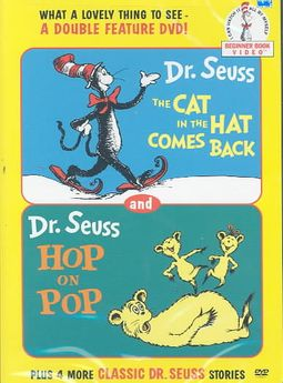 Dr. Seuss - The Cat in the Hat Comes Back/Hop on Pop