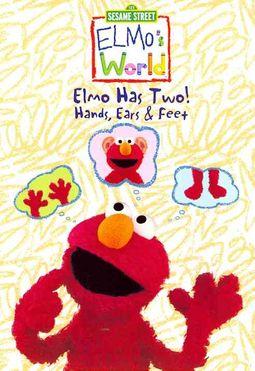 Elmo's World - Elmo Has Two! Hands, Ears & Feet