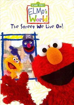 Sesame Street - The Street We Live On: 35th Anniversary Special