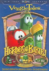 VeggieTales - Stand Up, Stand Tall, Stand Strong