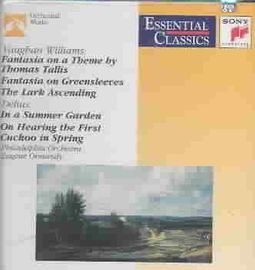 Vaughan Williams, Delius: Orchestral Works