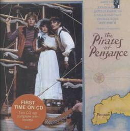 The Pirates of Penzance [Original Broadway Cast]