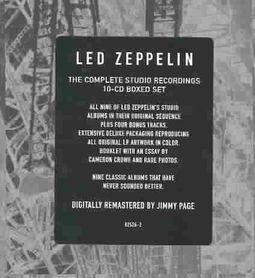 Complete Studio Recordings [Box]