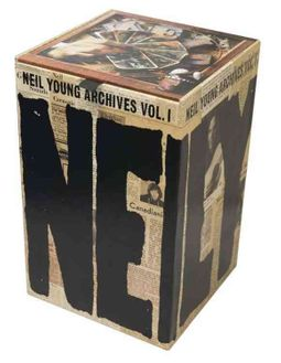 Neil Young Archives, Vol. 1: 1963-1972 [DVD] [Box]