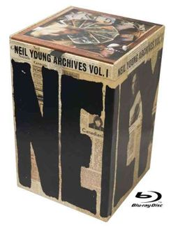 Neil Young Archives, Vol. 1: 1963-1972 [Blu-Ray] [Box]
