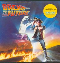 Back to the Future [Music from the Motion Picture Soundtrack]