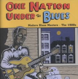 ONE NATION UNDER THE BLUES: 80'S by VARIOUS