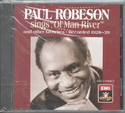 "Paul Robeson Sings ""Ol' Man River"" & Other Favorites"