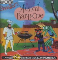 Space Ghost's Musical Bar-B-Que: 25 Hickory-Smoked Harmonies