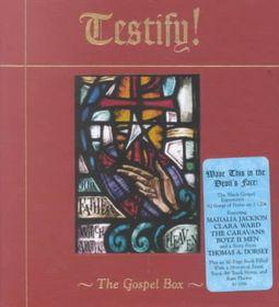 Testify!: The Gospel Box [Box]