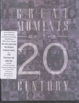 Great Moments of the 20th Century [Box]